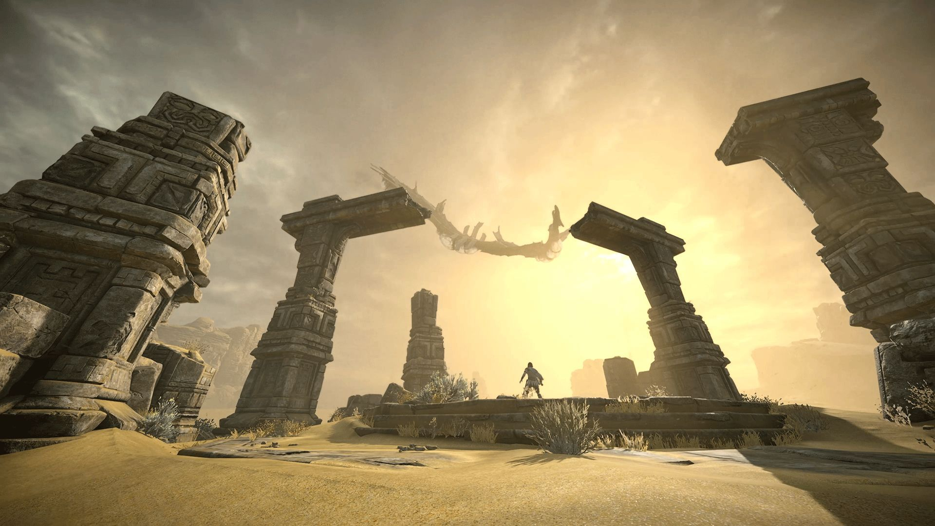 Remake de Shadow of the Colossus para PS4