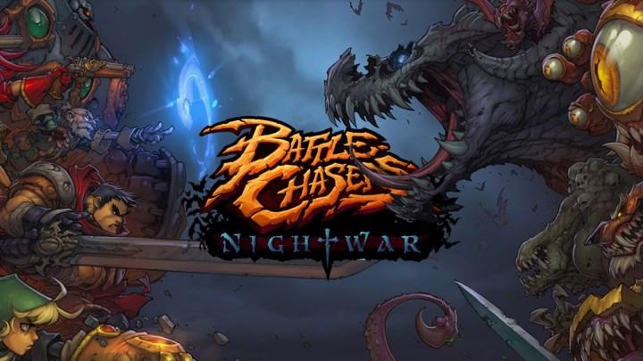 Análisis | Battle Chasers: Nightwar