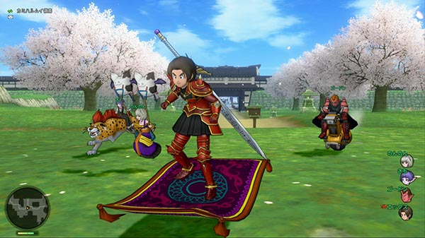 Ya disponible una demostración jugable de Dragon Quest X en la PS Store japonesa