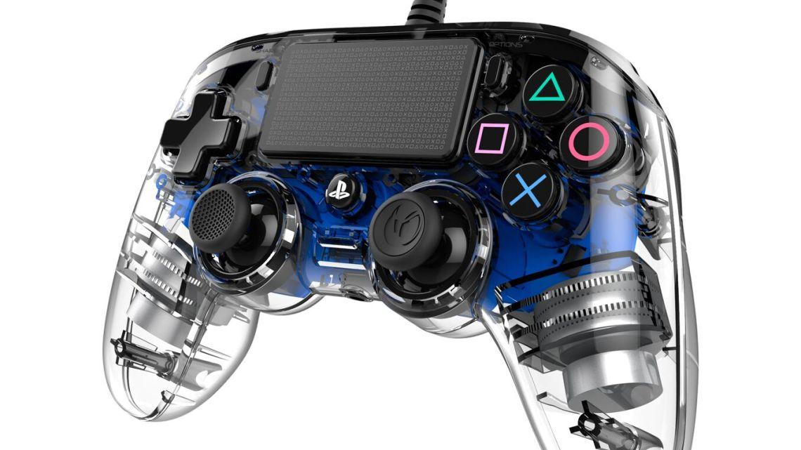 NACON presenta el Wired Compact Controller con licencia oficial para PlayStation 4