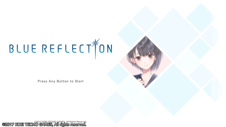 Análisis | Blue Reflection