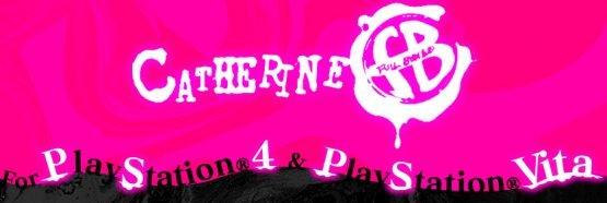 Catherine Full Body el remake del juego de PS3 anunciado para PlayStation 4 y PlayStation Vita