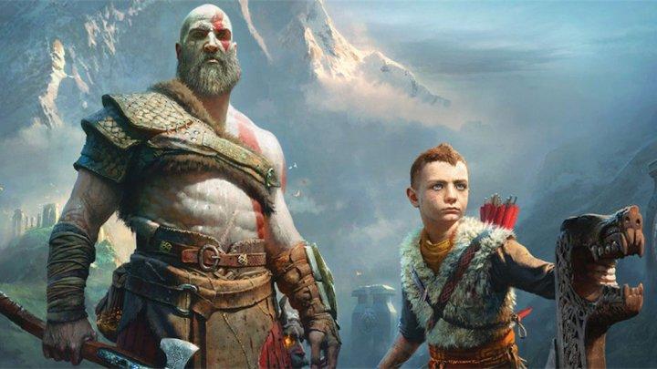 ¡Kratos a tamaño real!