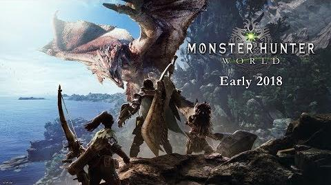 Monster Hunter World recibirá monstruos de forma gratuita en el futuro
