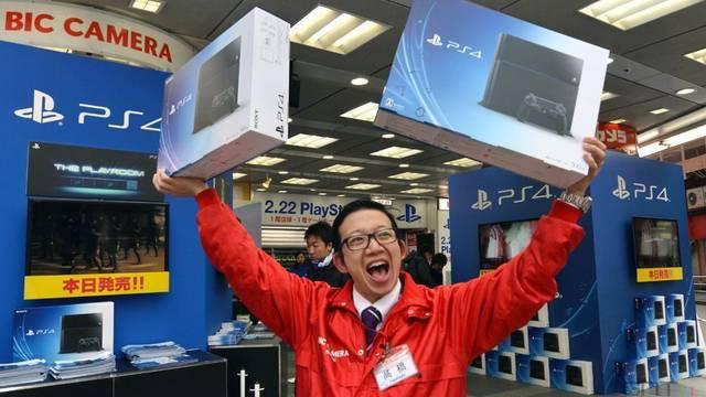 PlayStation 4 se corona como la consola más vendida de la semana en Japón