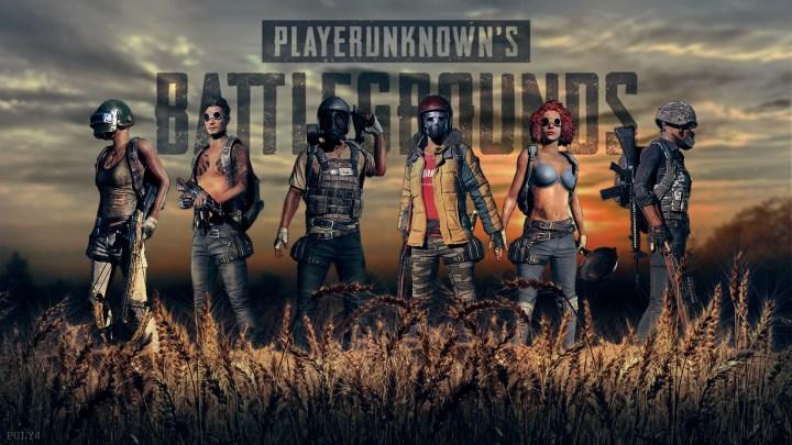 PlayerUnknown's Battlegrounds quiere estar en PS4