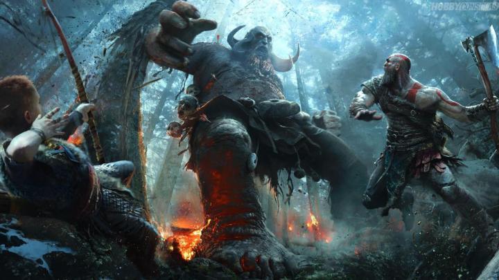 Cory Barlog: 'God of War no va a competir con los grandes juegos de mundo abierto'