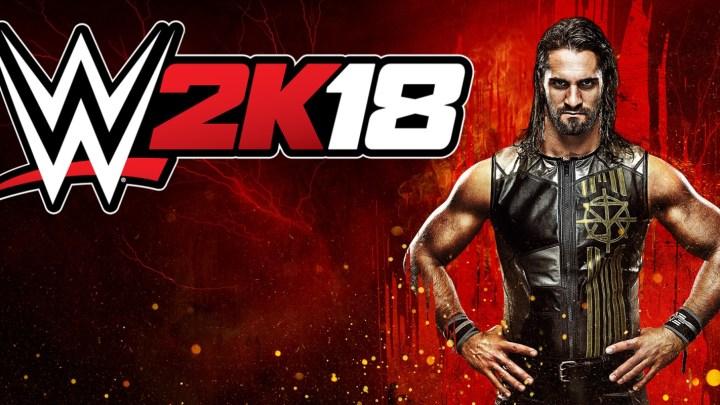 WWE 2K18 se actualiza a la versión 1.07