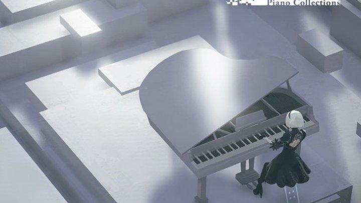 NieR: Automata lanzará el álbum 'Piano Collections'