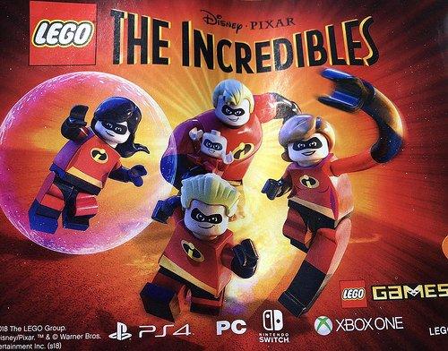 LEGO: Los Increíbles confirma su lanzamiento en PS4, Xbox One, Nintendo Switch y PC