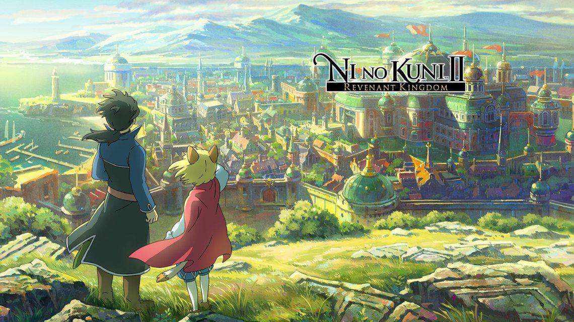 Avance | Ni No Kuni II: El Renacer de un Reino