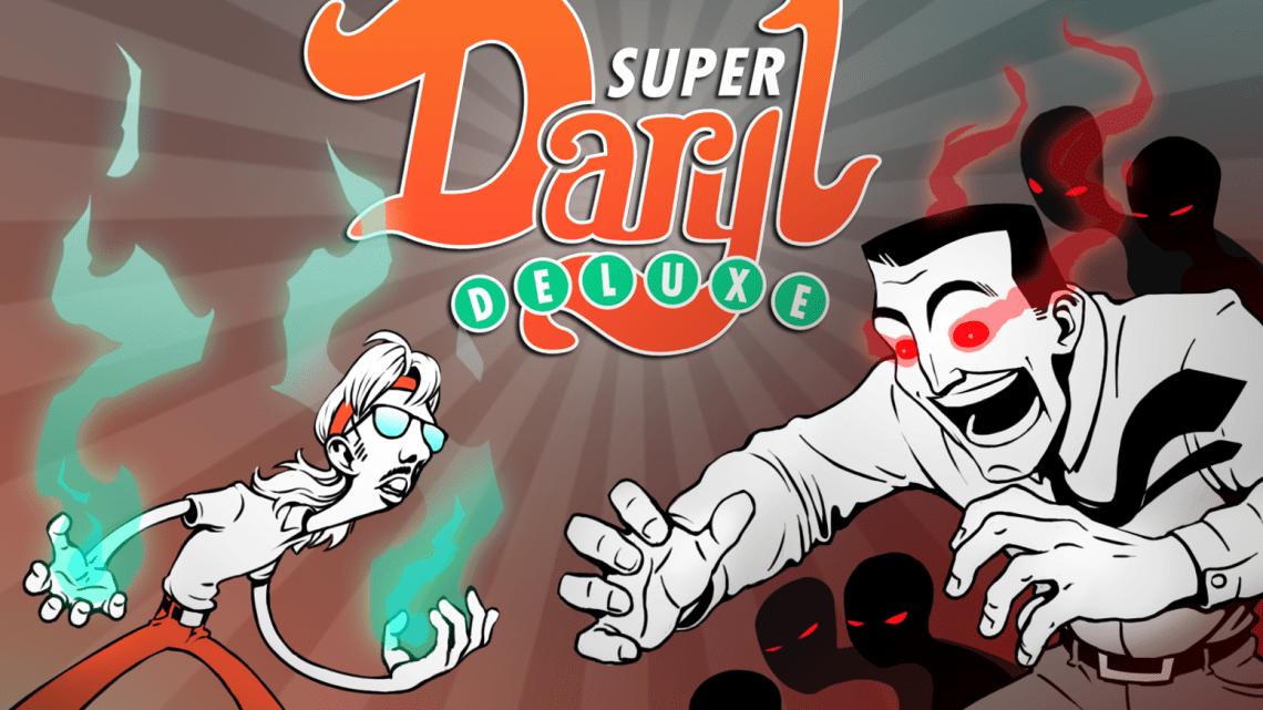 Super Daryl Deluxe estará disponible para PS4 el 10 de abril