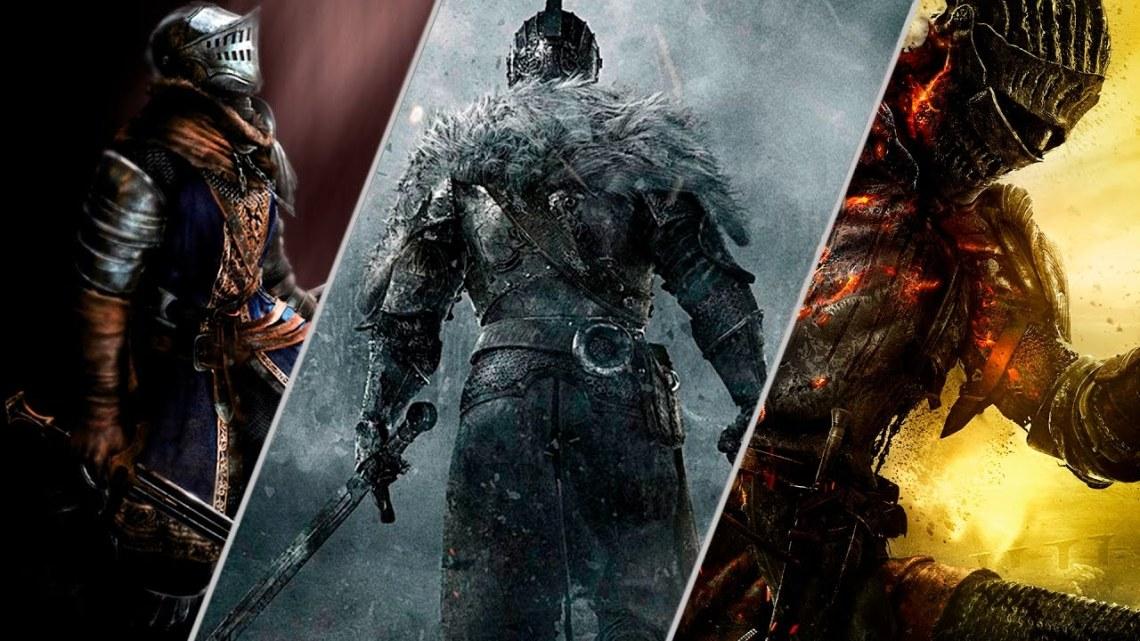 Oficial   Dark Souls Trilogy se lanzará el 1 de marzo en PS4 y Xbox One