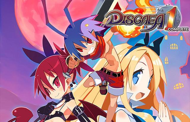 Disgaea 1 Complete estrena tráiler de lanzamiento