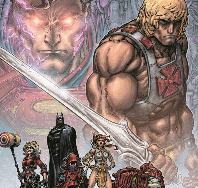 El cómic de Injustice tendrá un Crossover con He-man