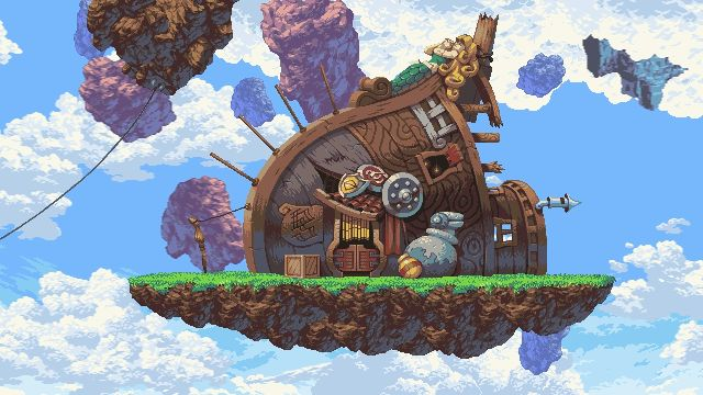 Owlboy ya disponible en formato digital para PlayStation 4 y Xbox One