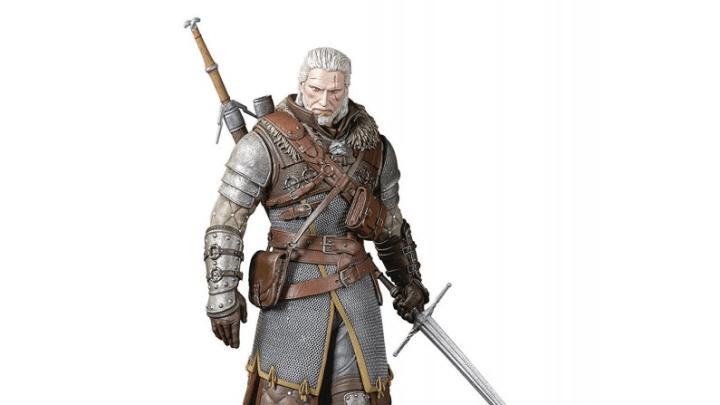 ¡Ganador Concurso Figura Geralt de Rivia con armadura Osuna!