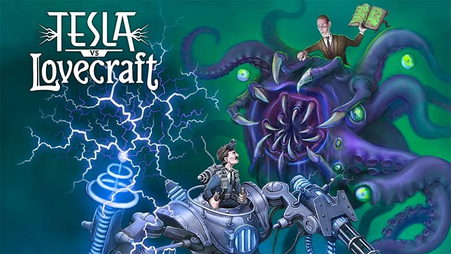 Análisis | Tesla vs Lovecraft