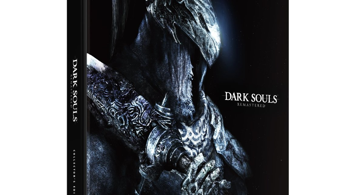 Dark Souls Remastered recibirá una nueva guía actualizada a manos de Future Press
