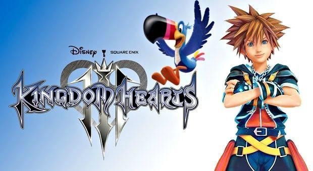 Square Enix renueva la web oficial japonesa de Kingdom Hearts