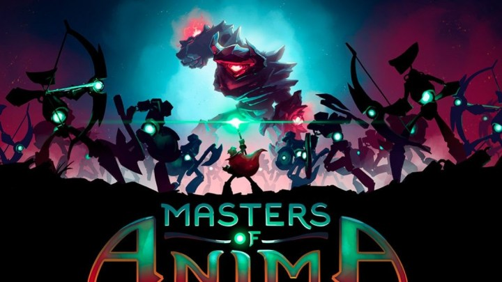 Tráiler de lanzamiento de Masters of Anima. Ya disponible en PS4, Xbox One, Switch y PC