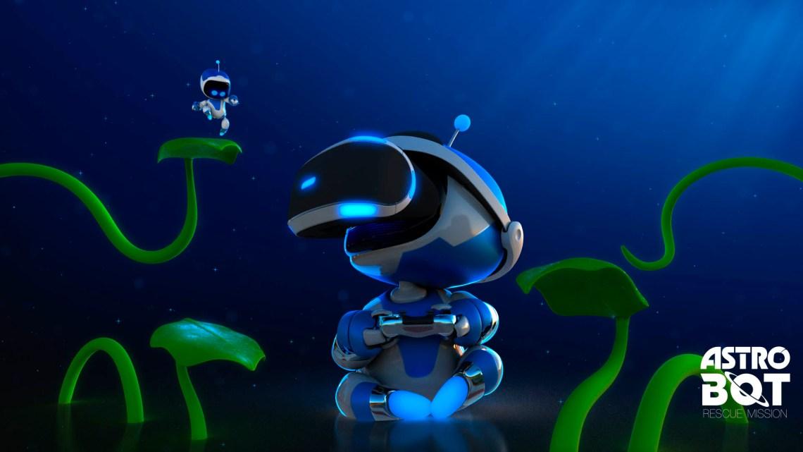El plataformas Astro Bot Rescue Mission para PlayStation VR estrena nuevo tráiler