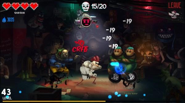 Chicken Assassin: Reloaded llegará a PlayStation 4