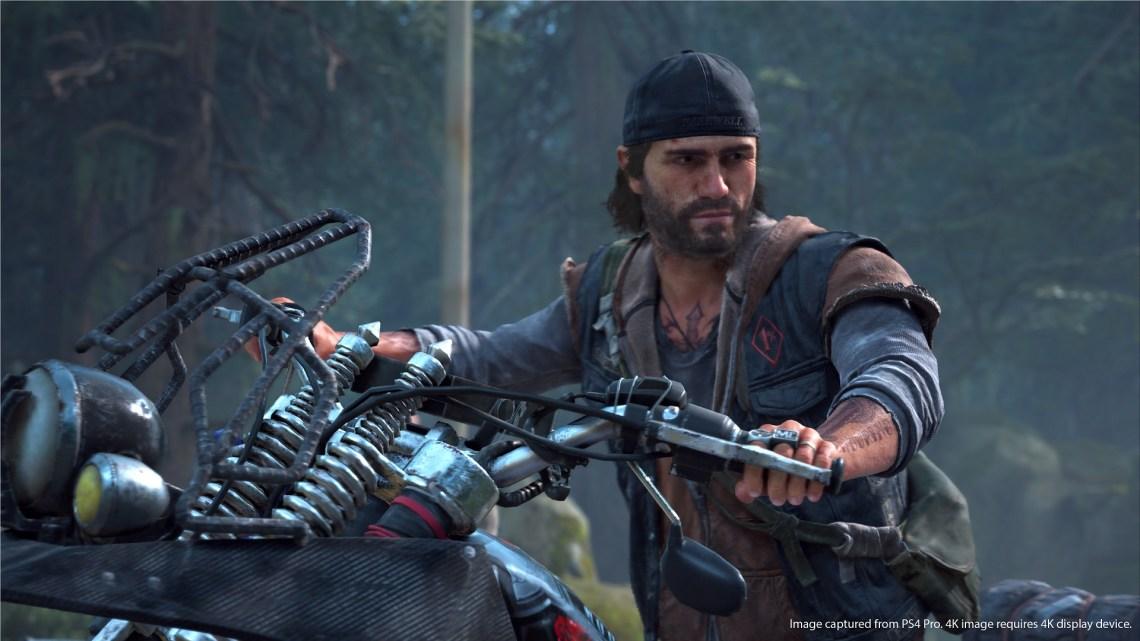 Days Gone debutará en PC esta primavera. Más juegos exclusivos también están en camino
