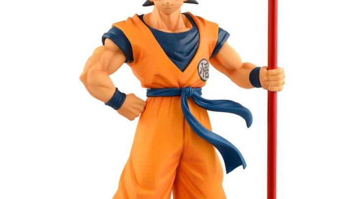Presentada la primera figura oficial de la película de Dragon Ball Super
