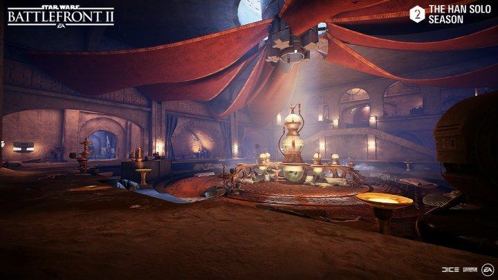 Primer gameplay del contenido de la segunda temporada de Star Wars Battlefront II