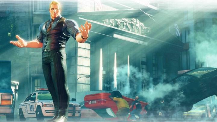 Descubre todos los detalles sobre Cody Travers el nuevo personaje de Street Fighter V: Arcade Fighters