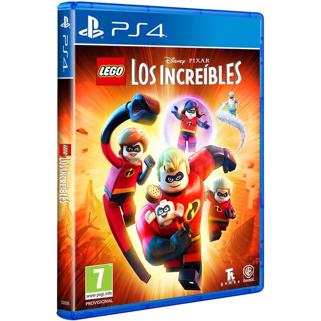 LEGO: Los Increíbles