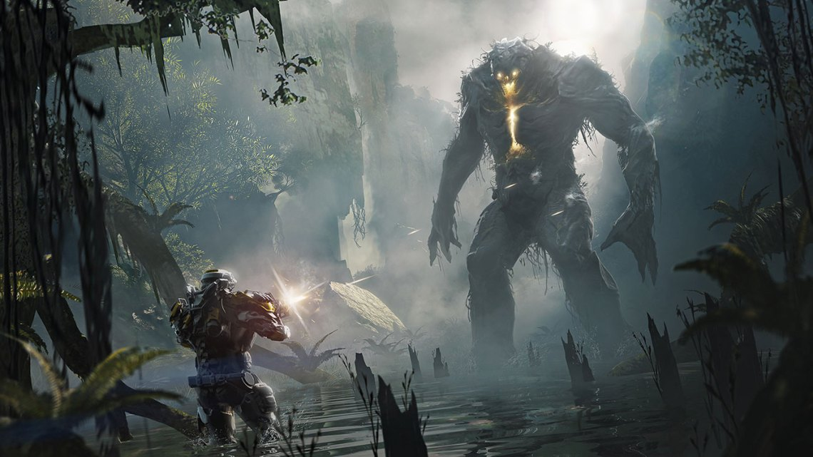 EA confirma que Anthem tendrá voces y textos en castellano