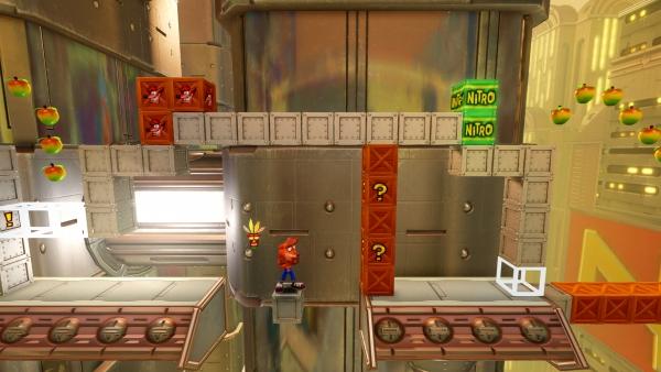 Future Tense, el nuevo nivel de Crash Bandicoot N. Sane Trilogy, ya disponible para su descarga gratuita