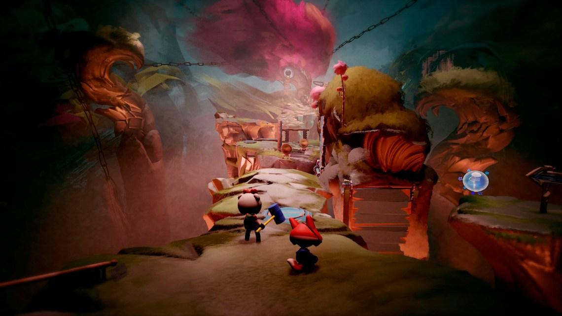 La BETA de Dreams no tendrá soporte para VR ni modo multijugador