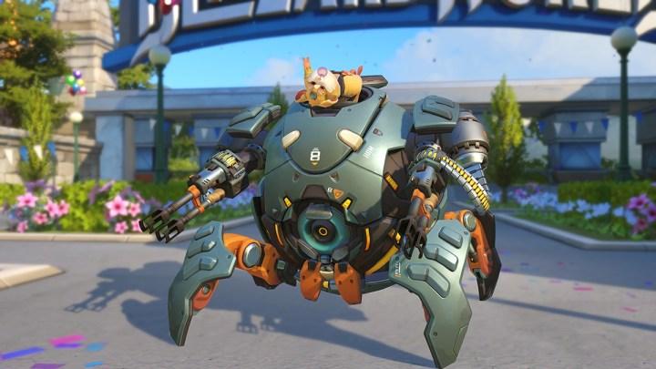 Blizzard revela toda la información sobre Wrecking Ball, el nuevo personaje de Overwatch   Habilidades, historia y nuevos vídeos