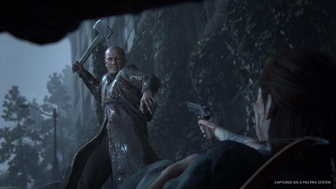 Así luce el menú de personalización de armas de The Last of Us: Part II