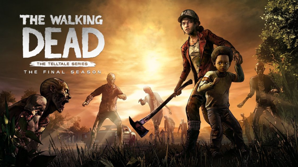 The Walking Dead: The Final Season ya está disponible en formato físico