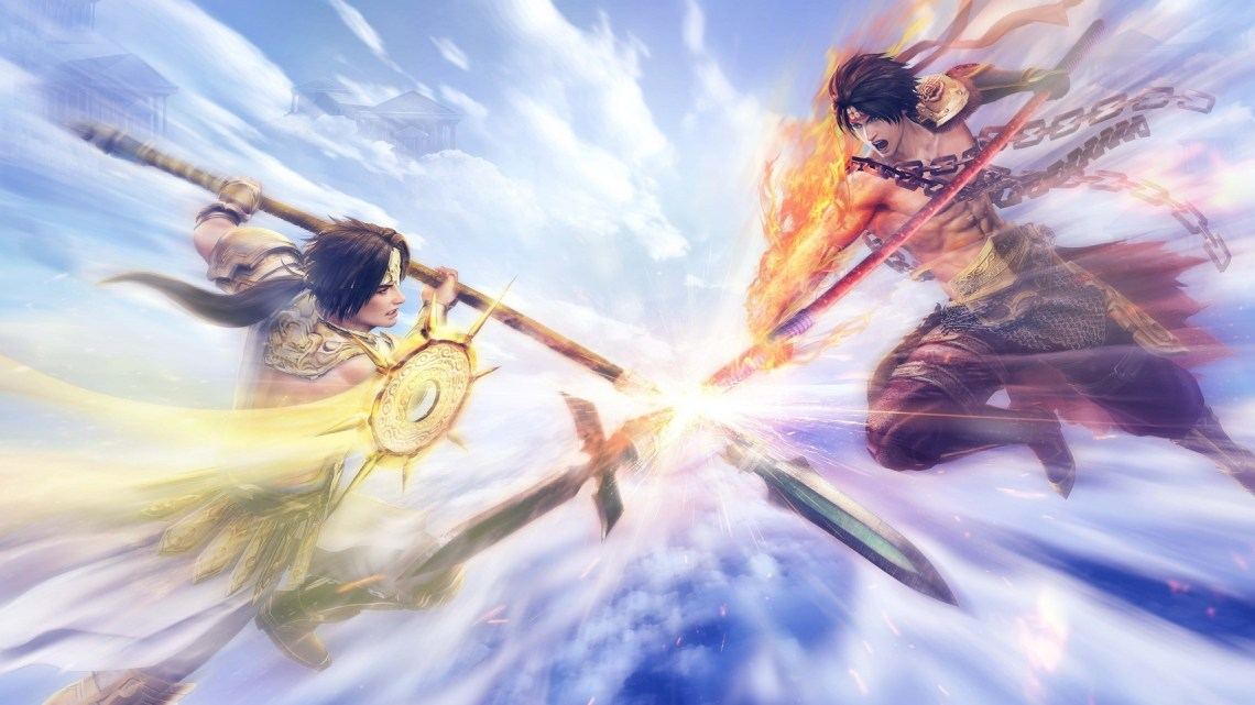 Warriors Orochi 4 entra en el Libro Guinness de los Récords
