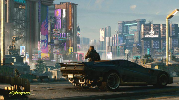 Nuevo teaser revela otro de los vehículos que podremos conducir en Cyberpunk 2077