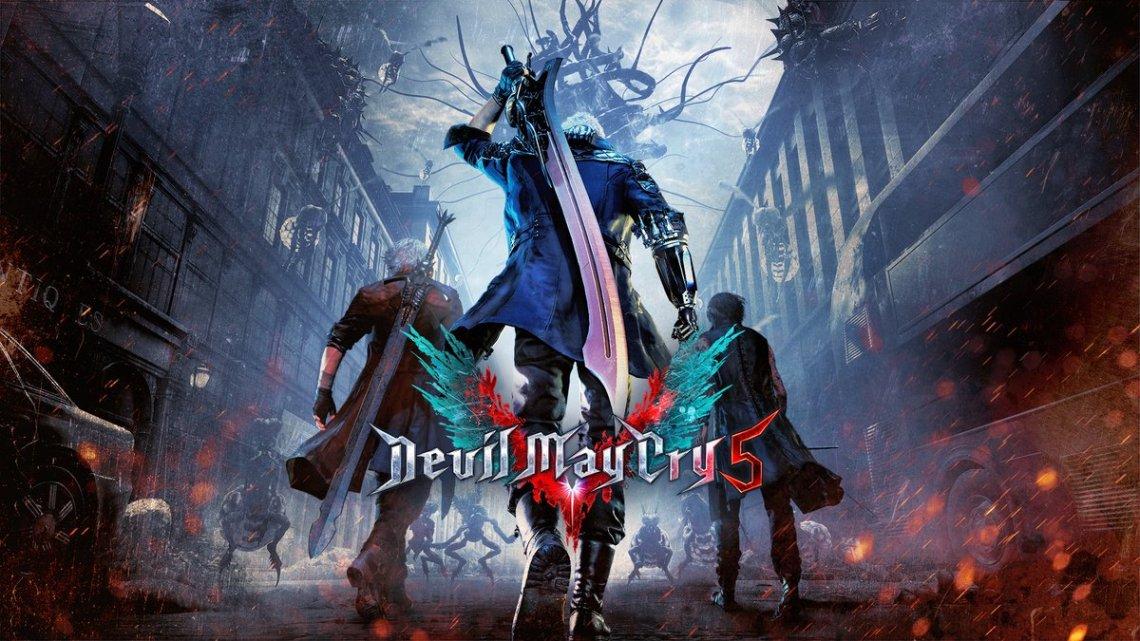 Capcom publica el espectacular tráiler final de Devil May Cry 5