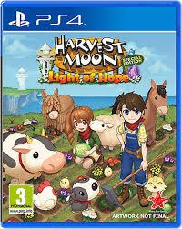 Harvest Moon: La Luz de la Esperanza