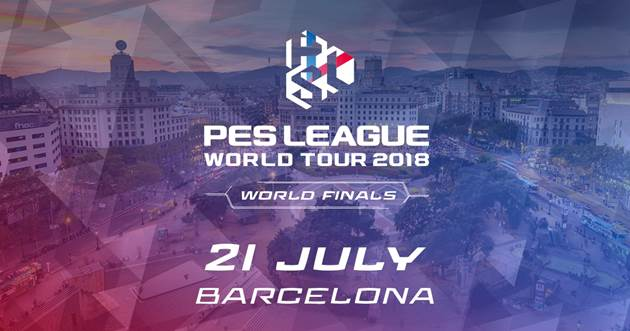 Barcelona será la ciudad elegida para acoger la Final Mundial de PES LEAGUE