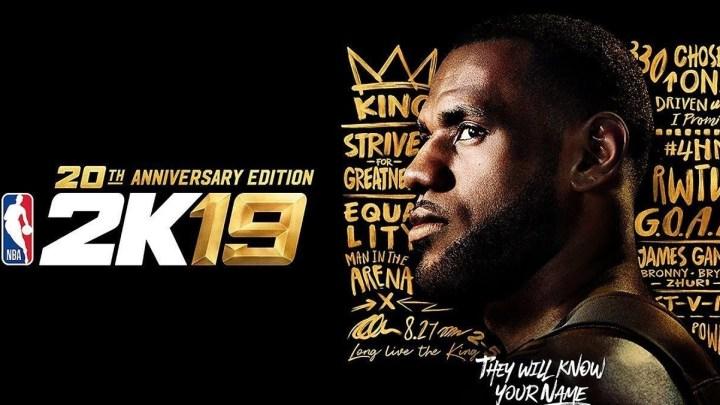 2K presenta el renovado modo Mi EQUIPO para NBA 2K19