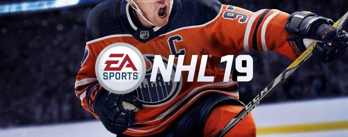 EA desvela la fecha de lanzamiento de NHL 19