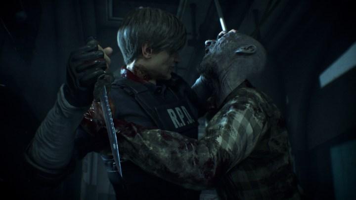 E3 2018 | Resident Evil 2 Remake muestra sus primeras y terroríficas imágenes oficiales