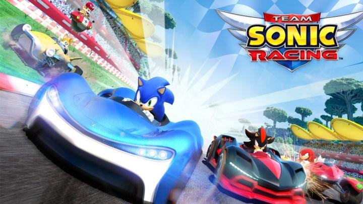 E3 2018 | Personajes, escenarios y jugabilidad en el nuevo tráiler de Team Sonic Racing