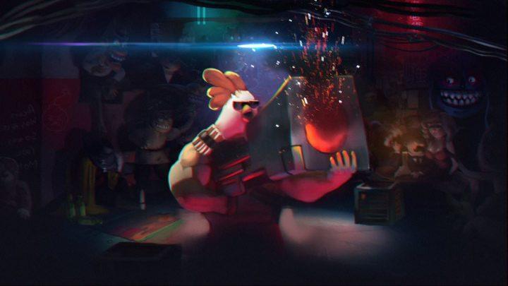 Análisis   Chicken Assassin: Reloaded