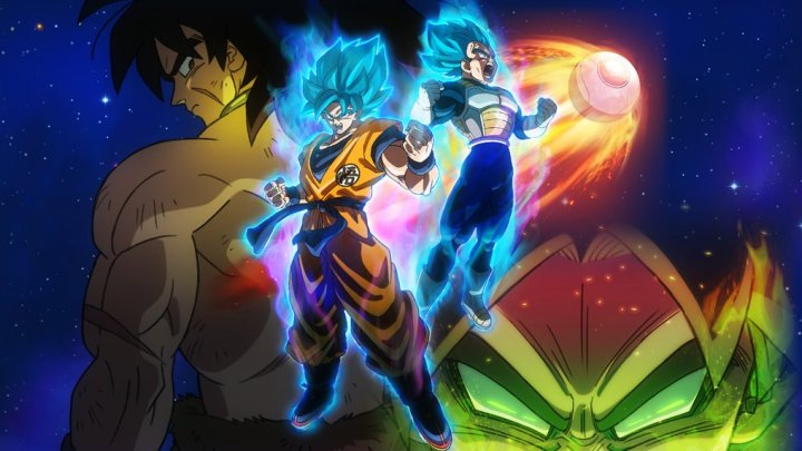 Toei confirma la película Dragon Ball Super: Broly
