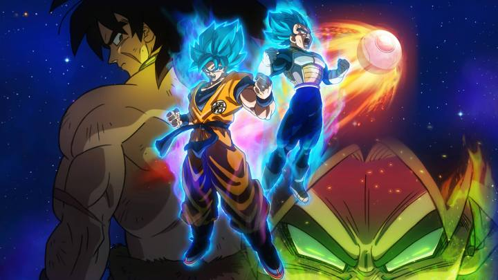 Dragon Ball Super : Broly presenta su primer trailer